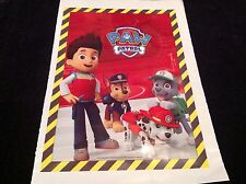 NEW PAW PATROL 8 INDIVIDUAL LOOT TREAT CANDY GOODY PARTY BAGS