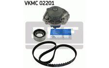 SKF Bomba de agua + kit correa distribución FIAT PUNTO LANCIA Y VKMC 02201
