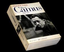 TODD (Olivier) - Albert Camus, une vie.