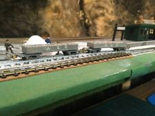 More details for narrow gauge 009 , x 2, ashover l r. open bogie wagons with loads