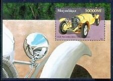 Mozambique- Vintage Cars Collector's Stamp Souvenir Sheet