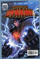 Crimson Dynamo #3 (2003) Marvel Epic