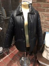 Vintage Trappa Light wood Puffer Quilted Jacket XL Banbury Oxon