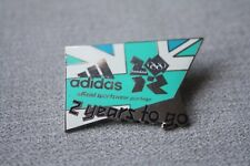 Adidas London Olympic 2012 Pin Limited Edition Rare 2 Years