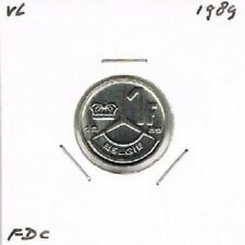 Belgium / België dutch 1 franc 1989 BU - KM171