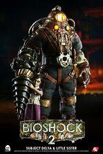 Bioshock 2 SUBJECT DELTA & LITTLE SISTER Action Figure 1/6 Scale ThreeZero