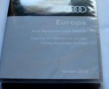 NEU !!!Audi Seat DVD  RNS-E 8P0060884CS  Europa 2018  Navi Software