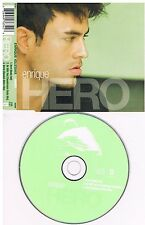 Enrique Iglesias ‎– Hero CD Single 2001