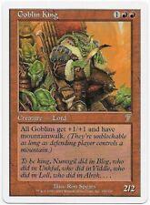 Goblin King (Goblinkönig) 190 - Rare - 7.Edition - MTG 2001 - Englisch - Mint