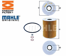 MAHLE/KNECHT OX254D3 Oil Filter BMW E90 E92 E93 M3 11427837997