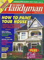 The Family Handyman Magazine - DIY Projects Mission Chest Plans March 1995