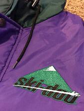 VTG 90's Ski-Doo Snowmobile Jacket Rare Ski Doo Snow X Games Board Sea Bombarier