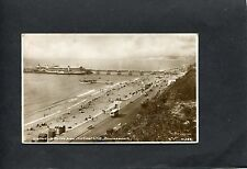 View Of Bournemouth Pier, Dorset. Stamp/Postmark 1936.
