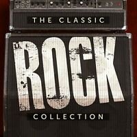 THE CLASSIC ROCK COLLECTION 3 CD ALBUM (Various Artists) (New Release June 2017)