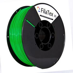 Premium PLA Filament Rolle Dunkelgrün Dark Green 1,75mm 1KG für 3D Drucker