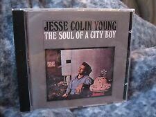 "JESSE COLIN YOUNG ""THE SOUL OF A CITY BOY"" CD ONE WAY RECORDS"