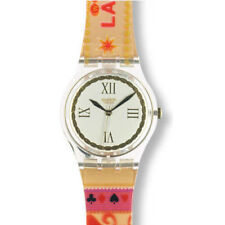 RARE *NEVER WORN* 1995 SWATCH Originals SAINT VELOURS LAS VEGAS GK203F Watch