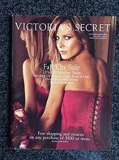 Victorias Secret Catalog 2001 Heidi Klum