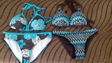 Bikini costumi moda mare donna  stock 2 pezzi