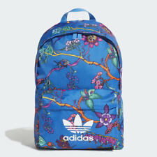 Adidas Originals Classic Poison Floral Backpack Rucksack Work Sports School Bag