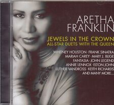 Aretha Franklin / Jewels in the Crown: All Star Duets With the Queen (NEU!OVP)