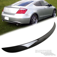 """""""READY TO SHIP"""" Carbon Honda Accord Coupe OE Rear Trunk Spoiler 2012 EX LX-S"""