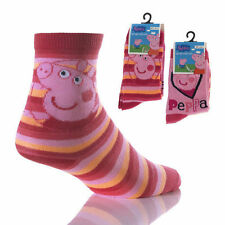 Polyester Ankle Socks & Tights (2-16 Years) for Girls