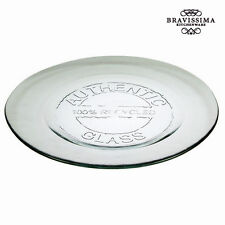 Bajo plato transparente - Colección Pure Crystal Kitchen by Bravissima
