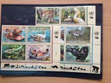 4 Number Worldwide Stamps