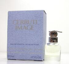 Cerruti Image pour homme miniatura 5 ml Eau de Toilette