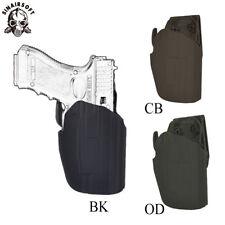 Funda de Pistola Táctica Univisal 579 Gls Cerradura De Agarre Funda De Mano derecha 02 tipo