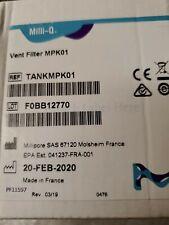 Millipore Milli Q Tankmpk01 Vent Filter Original Free Shipping