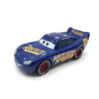 Mattel Fabulous Lightning McQueen Blue Diecast Loose 1:55 Pixar Cars Child Toys