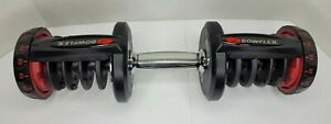 Single Bowflex SelectTech 1090 Dumbbell Replacement Handle (no weights)