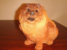 Chow Chow Figurine-Statue From United Design Corp. 1988