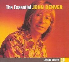 JOHN DENVER The Essential 3.0 3CD BRAND NEW Best Of Greatest Hits