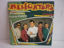 ALLIGATORS Minuit blues / J'suis un alligator BBR 1712 BIG BEAT RECORDS