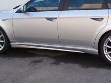 MINIGONNE SIDE SKIRTS mod. TI replica in ABS per Alfa Romeo 159 e 159 Sportwagon