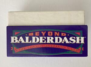 1997 Beyond Balderdash Replacement Cards