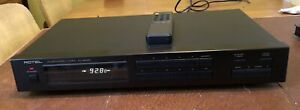 Rotel RT-940AX Hi Fi AM/FM Stereo Tuner with Remote