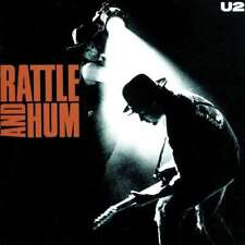 U2-rattle and hum NEW LP