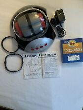 Rock Tumbler Machine, Rock polisher with extras including extra grit, spare belt