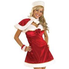 Déguisements rouge pour Noël pour femme taille 38