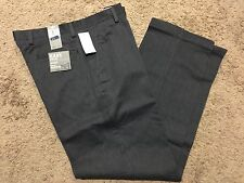 NWT DOCKERS Classic Fit Easy Khaki Pant Flat Front Midnight Heather 44X32 MSRP50