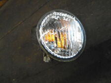 Toyota Corolla 97-02 E110 3dr Drivers right indicator light round lens front