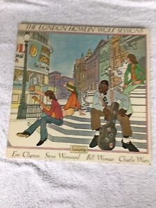 Howlin' Wolf - The London Sessions ( 1971 Clapton, Wyman, Watts +) LP.