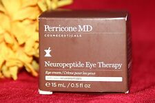 DR PERRICONE NEUROPEPTIDE EYE THERAPY CREAM .5 OZ  IN BOX REPLACED THE CONTOUR