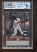 Derek Jeter RC 1992 Classic Best New York Yankees HOF Rookie GEM MINT 10
