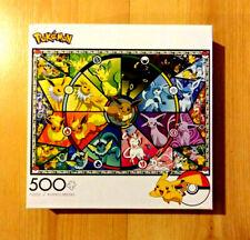 Pokemon Puzzle, 500 Piece, NEW