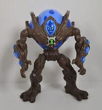 """HUGE 7"""" Hyperalien Swampfire 2010 Bandai Action Figure Ben 10 Ultimate Alien"""